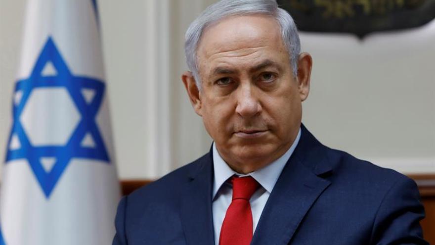 Netanyahu envía condolencias a Macri por los argentinos fallecidos en Nueva York