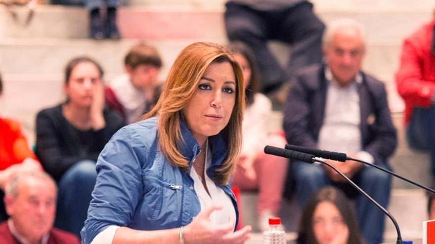 """Díaz, """"viento en popa"""" con los avales y Sánchez va """"cumpliendo expectativas"""""""