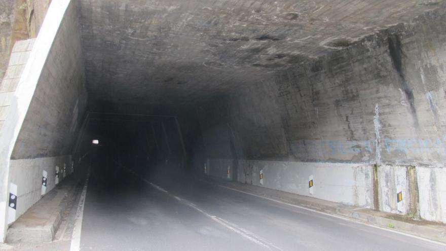 Adjudicada por un millón de euros la iluminación de los túneles de Arure y Yorima en La Gomera