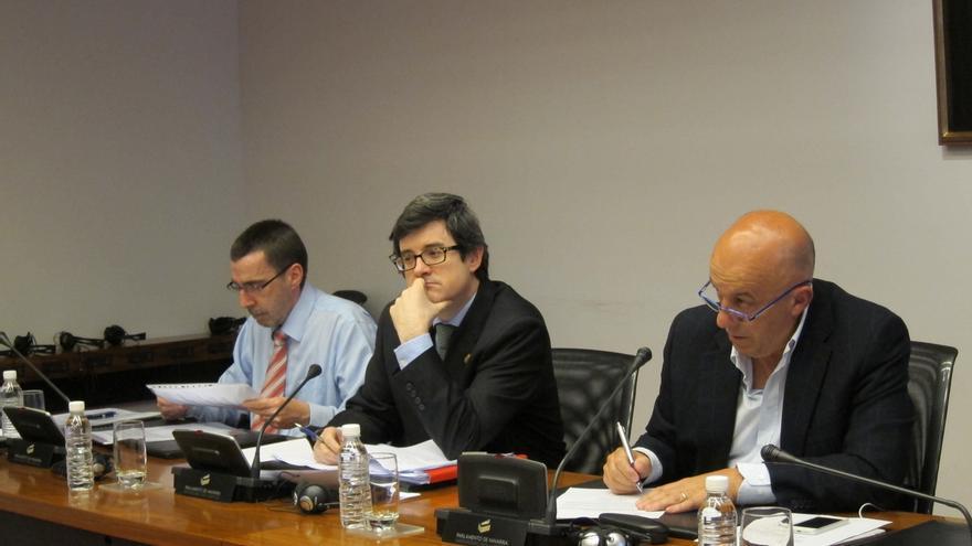 """José Iribas dice que la zonificación de Navarra """"corresponde a la diversidad sociolingüística"""""""