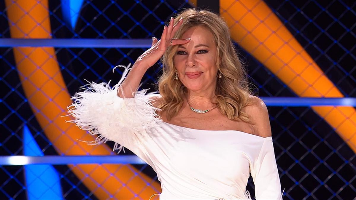 Ana Obregón en 'Mask Singer' de Antena 3