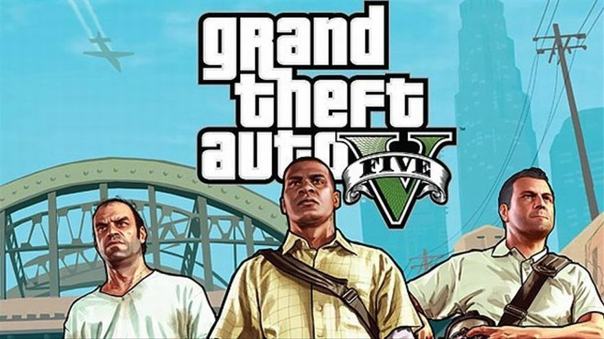 Personajes de GTA V