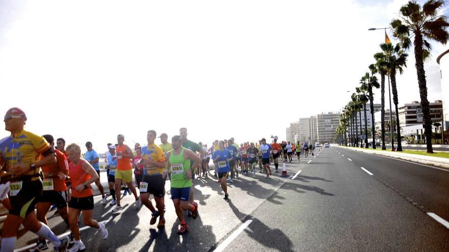 El Maratón 2013 inunda las calles de LPGC #14