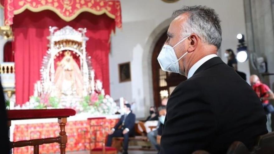 """El presidente de Canarias espera recuperar el turismo británico tras la decisión de Alemania de excluir al Archipiélago como zona de """"riesgo"""""""