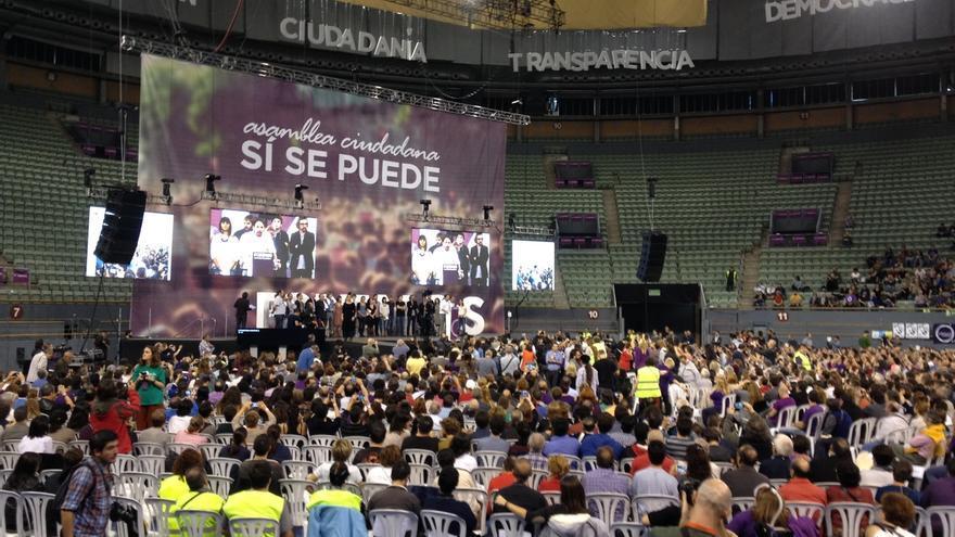 Más de 100.000 simpatizantes de Podemos han participado ya en las votaciones para elegir nueva dirección y estatutos