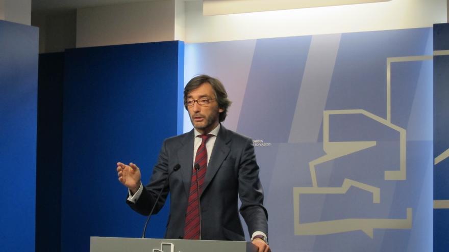 """Oyarzábal pide """"llegar hasta el final"""" en el caso Bárcenas y dice que PP vasco """"lo ha arriesgado todo"""" sin esperar nada"""