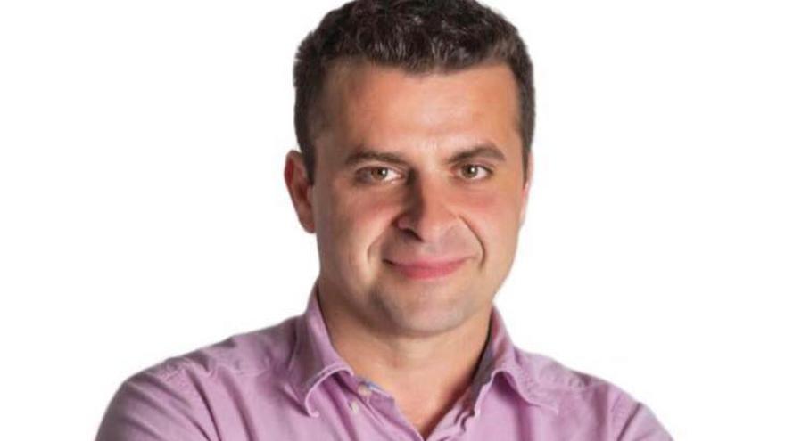 Santiago Hernández, candidato de ANC a la Alcaldía de Santa Cruz.