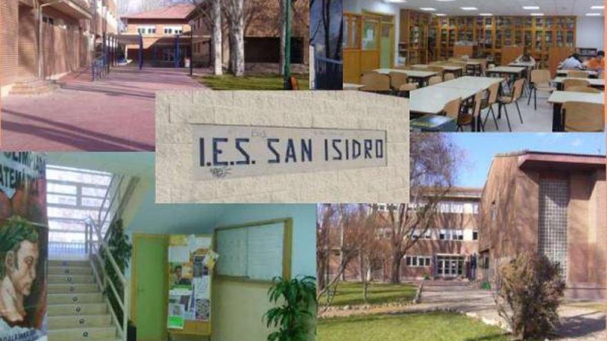 IES San Isidro, Azuqueca de Henares, Guadalajara / Imagen: IES San Isidro   Facebook