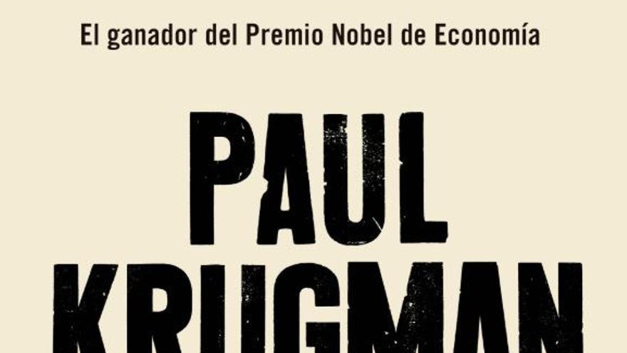 Portada del libro 'Contra los zombis. Economía, política y la lucha por un futuro mejor', de Paul Krugman