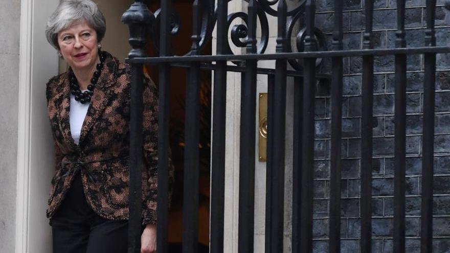 Londres descarta un acuerdo bilateral con Dublín sobre la frontera irlandesa