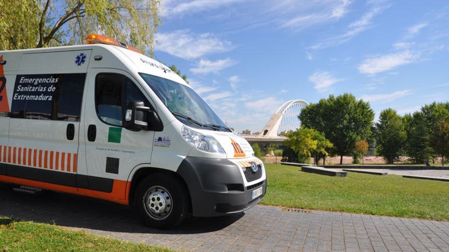 Ambulancia El Madrileño