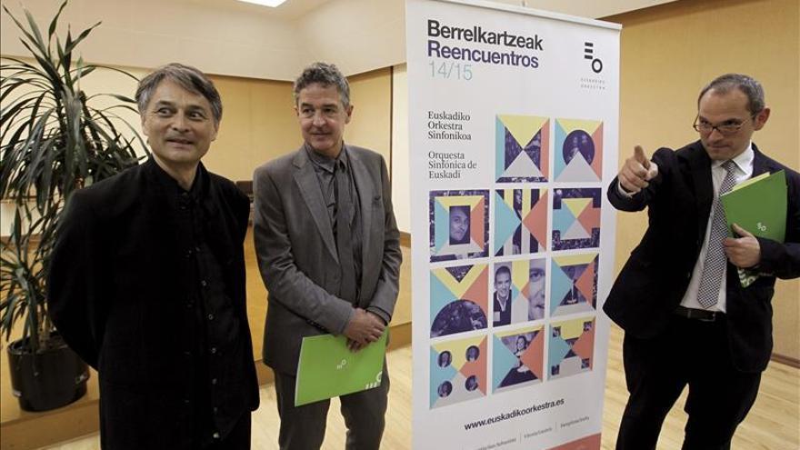 Jun Märkl, nuevo director titular de la Orquesta Sinfónica de Euskadi