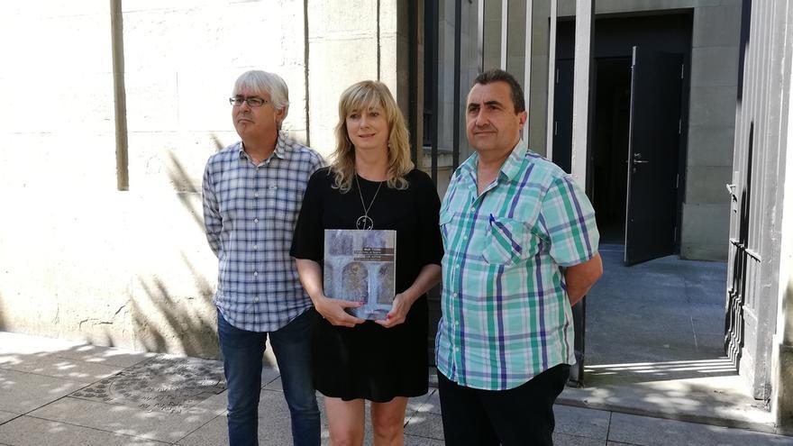 El Gobierno foral edita un libro que recoge las exhumaciones de las víctimas de la Guerra Civil en Navarra desde 1939