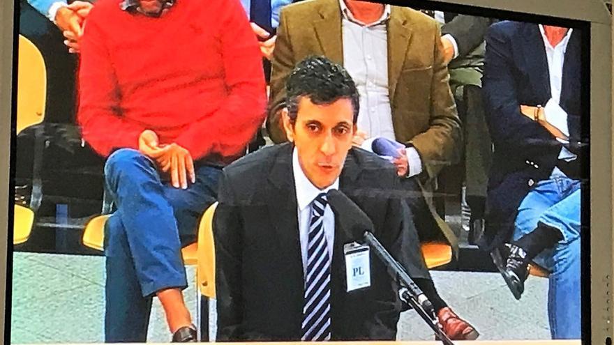 El empresario Gabriel Batalla declara en el juicio por la financiación ilegal del PP valenciano