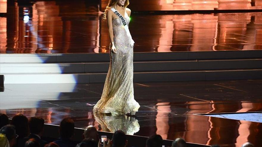 Sofía Vergara apoya a su compatriota Gutiérrez tras fiasco en Miss Universo