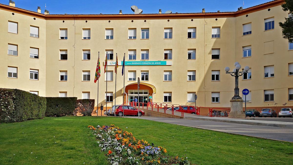 Hospital Provincial de Huesca