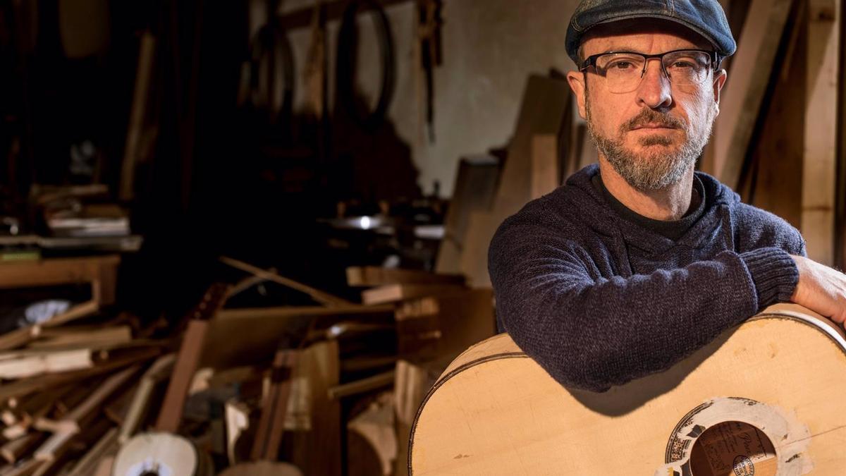 El guitarrista, compositor y productor José Quevedo 'Bolita', en una imagen de archivo.