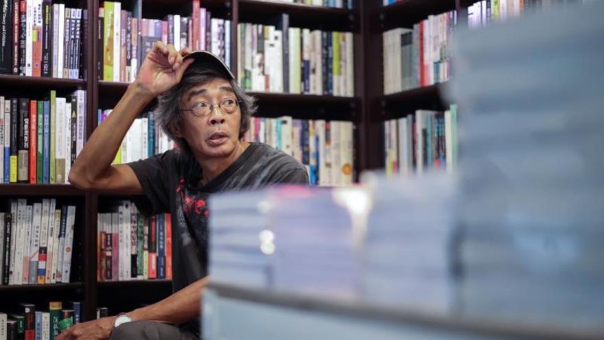 """De libros """"prohibidos"""" en Hong Kong a libros """"educativos"""" en Taiwán"""