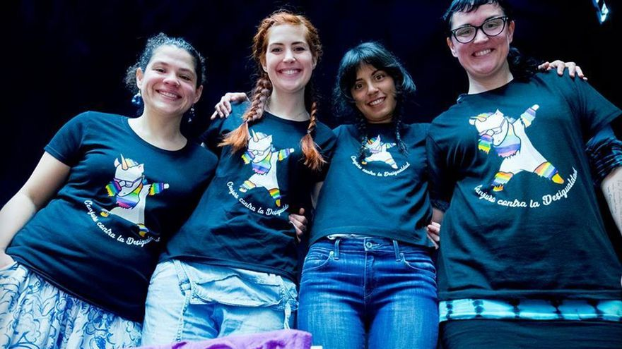 ColectivaCaos, teatro para solar lastres de género