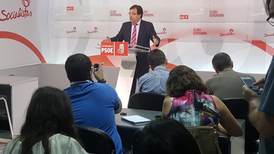 Fernández Vara 27 junio