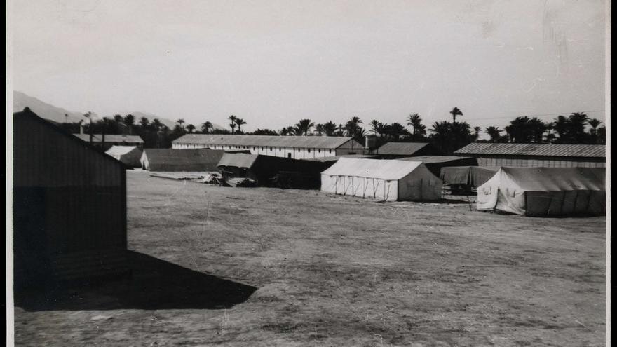 Campo de trabajo republicano de Albátera