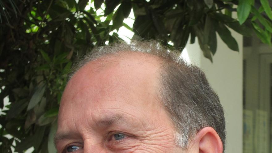 Xoaquín Fernández Leiceaga, candidato del PSdeG a la Presidencia de la Xunta