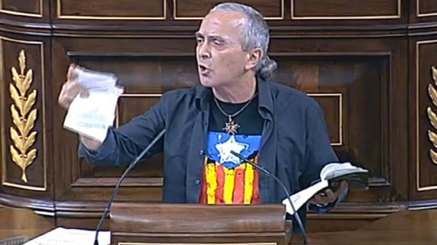 El Congreso ve muy difícil sancionar hoy a Sabino Cuadra con carácter retroactivo y sin consenso