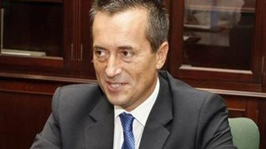 Imagen de archivo de José Miguel Ruano. (ACFI PRESS)
