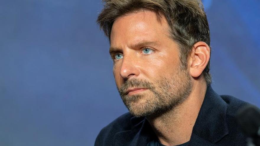 El actor Bradley Cooper estará en el Festival de Cine de San Sebastián