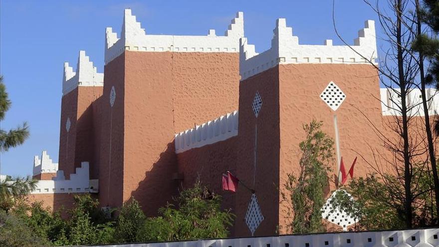 La arquitectura española todavía sigue en pie en El Aaiún