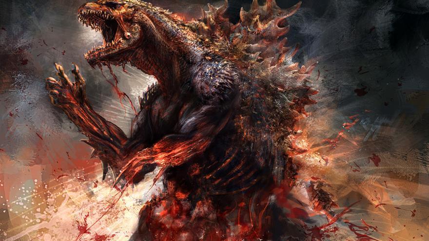 Godzilla, adaptación de 2014