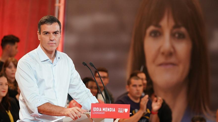 """Sánchez garantiza que si hay nueva crisis no hará """"como el PP"""" y el reparto de la carga """"será justo"""" y sin """"recortes"""""""