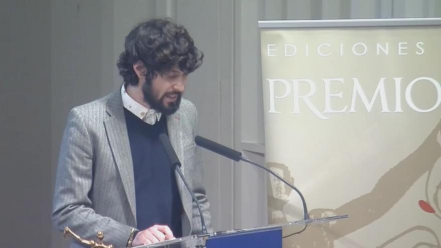 Rodrigo Sancho Ferrer, premio Adonáis de poesía 2015