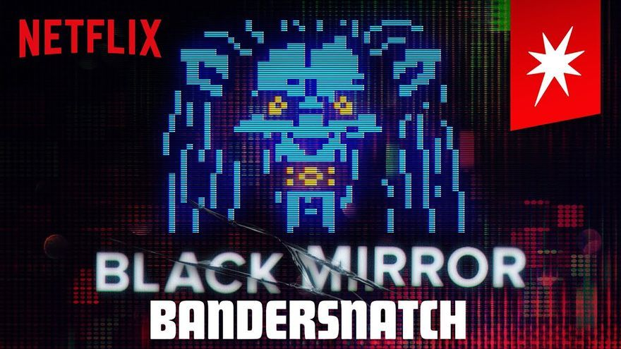 Black Mirror: Bandersnatch, de Netflix.