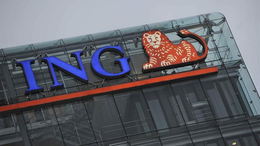 ING logra un beneficio neto de 1.257 millones en primer trimestre, un 29 % menos