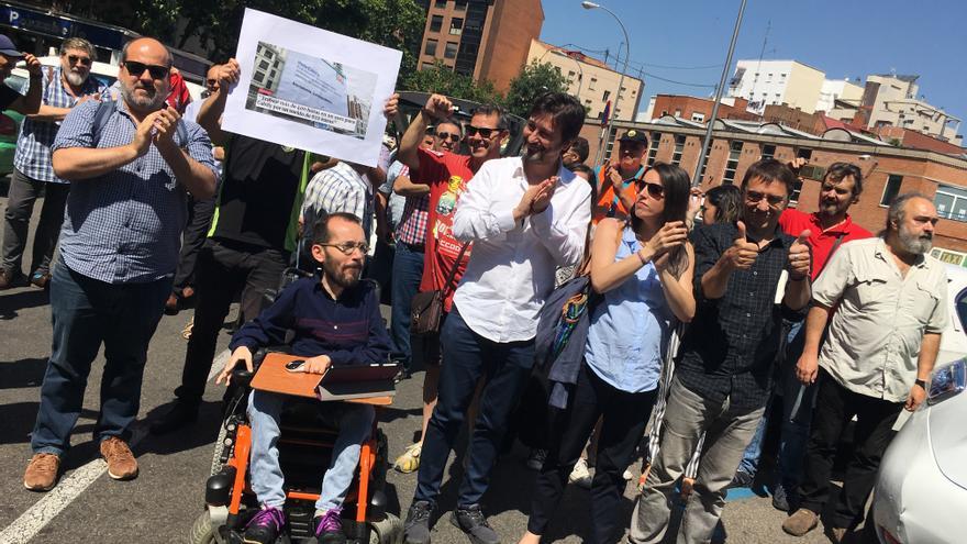 Cuando Cabify demandó a Podemos