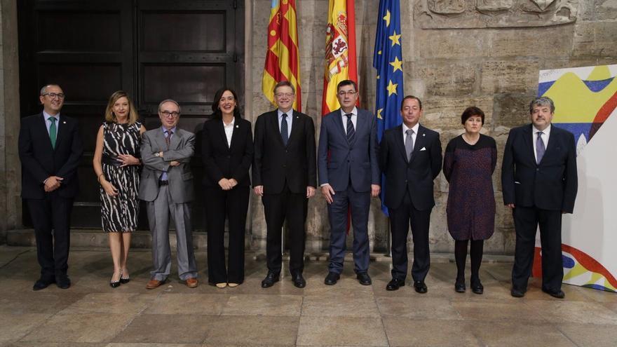 Margarita Soler, junto a Ximo Puig, nueva presidenta del Consell Jurídic Consultiu