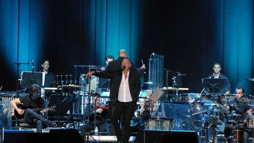 Del concierto de Sting #12