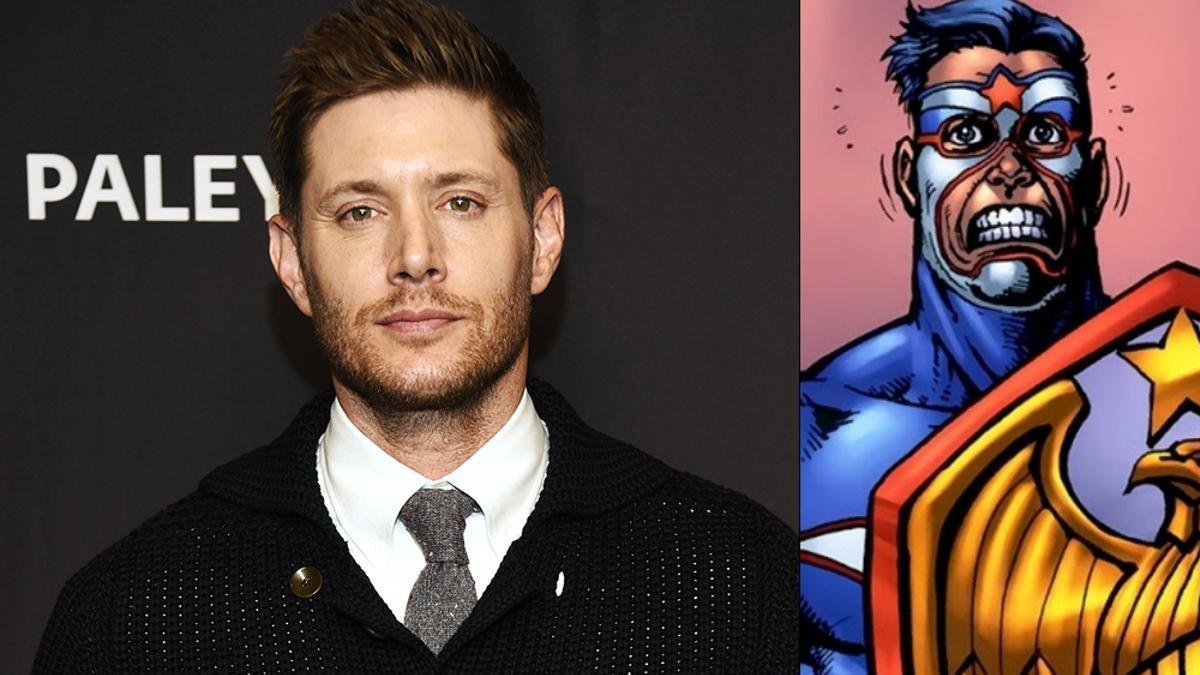 Jensen Ackles será Soldier Boy en 'The Boys'