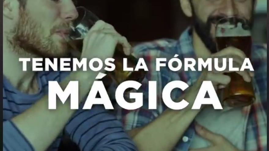 Campaña del 4D del Parlamento de Andalucía.