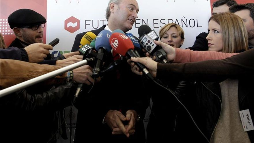"""Fabra admite las protestas """"legítimas"""" de RTVV pero denunciará los excesos"""