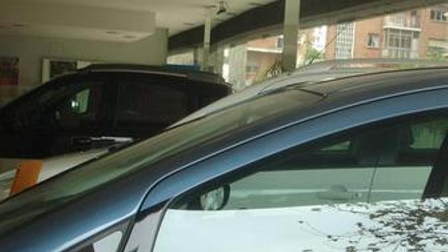 El Estado recaudó 23.233 millones en 2009 por impuestos sobre el automóvil