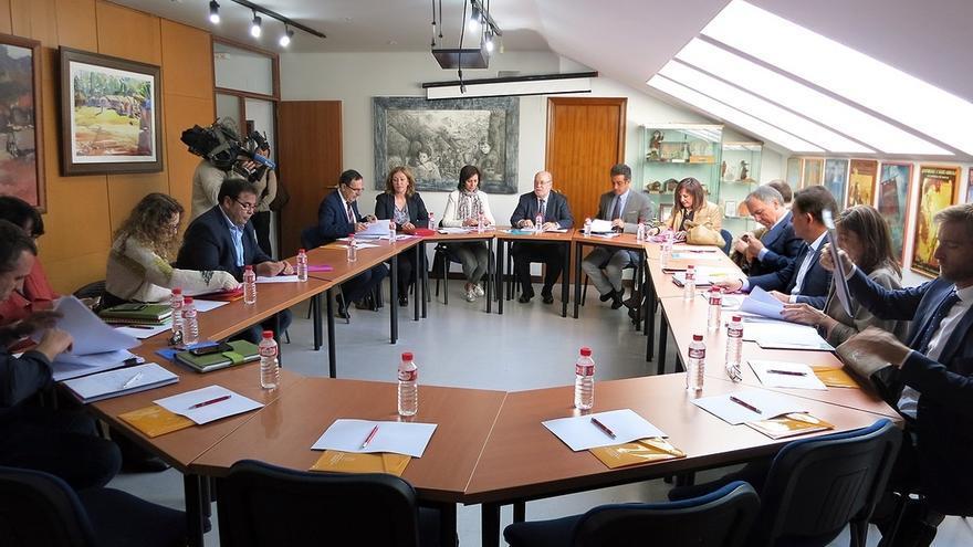 La Mesa del Besaya aprueba por unanimidad el plan de acción