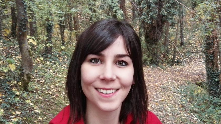 Olaya Mediavilla, micóloga e investigadora de la Universidad de Valladolid
