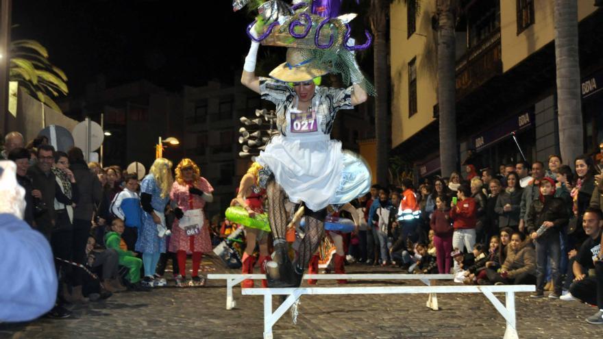 La singular convocatoria es ya uno de los eventos más esperados del carnaval portuense.