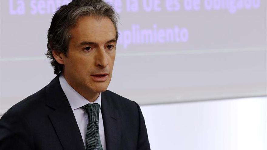 Trabajadores de Ferroser pedirán a De la Serna en el Senado que frene el ERTE