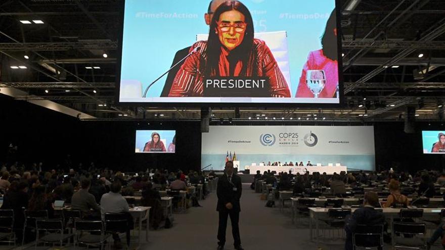 """Siguen las negociaciones en la COP25 para llegar a un acuerdo """"ambicioso"""""""