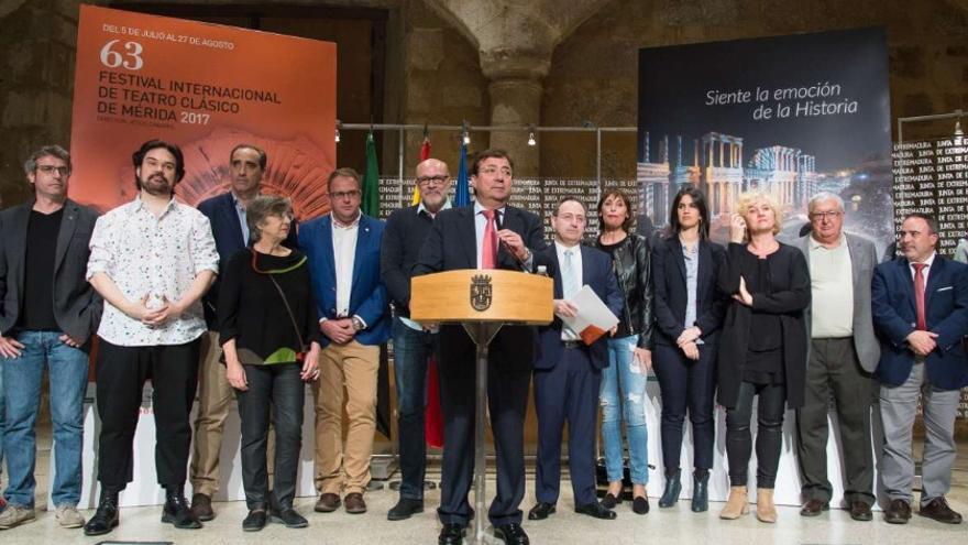 El certamen vuelve a colocar a Mérida y a Extremadura en el centro del teatro clásico y en Europa