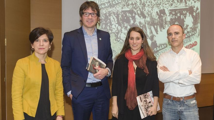"""El alcalde de Vitoria pide al próximo presidente del Gobierno que """"pida perdón"""" por los sucesos del 3 de marzo de 1976"""