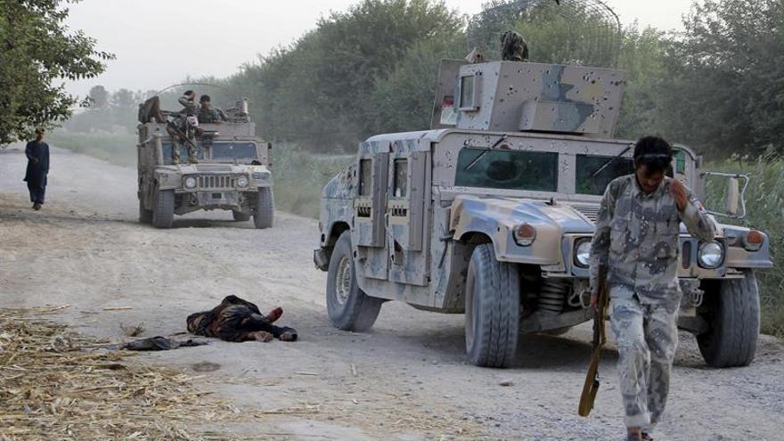 Afganistán, Pakistán y la OTAN coordinan una respuesta antiterrorista en la frontera